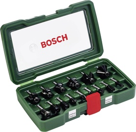 Bosch HM/CT Router Bit Set 15pcs