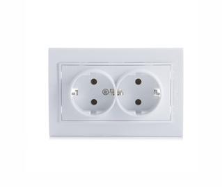 Okko Goda 9209-52 2-Socket White