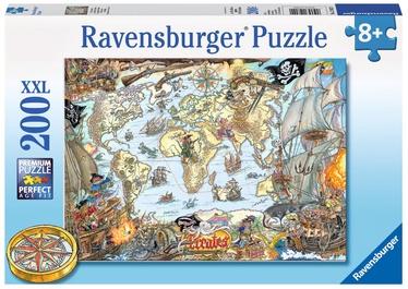 Ravensburger XXL Puzzle Pirate Map 200pcs 128020