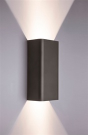Nowodvorski Wall Lamp Bergen 9707 2x35W Black