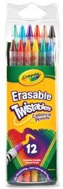 Crayola Erasable Twistables Colored Pencils 12pcs