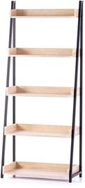 Homede Trax Rack Maple 67x32x158cm
