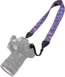 Fotocom Camera Strap Flowers
