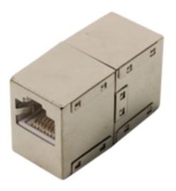 LogiLink Modular Coupling CAT 5e RJ45 x2