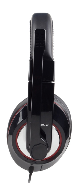 Kõrvaklapid Gembird MHS-U-001 Glossy Black