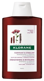 Шампунь Klorane Strengthening & Revitalizing, 400 мл