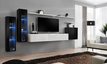 ASM Switch XI Wall Unit Black/White