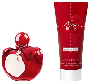 Komplekt naistele Nina Ricci Nina Rouge 2pcs Set 125 ml EDT