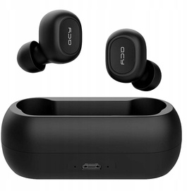 QCY T1 Bluetooth Wireless In-Ear Earphones Black