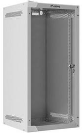 "Lanberg WF10-2312-10 Wall-Mount Cabinet Rack 10"" 12U Gray"