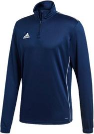 Adidas Core 18 Training Top Sweatshirt Navy L