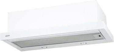 Встроенная вытяжка Akpo WK-7 Light Eco Glass 60 White
