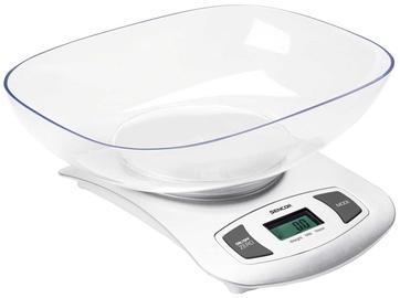Elektrooniline köögikaal Sencor SKS 4001WH, valge