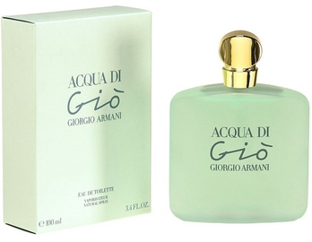 Giorgio Armani Acqua di Gio 100ml EDT For Women