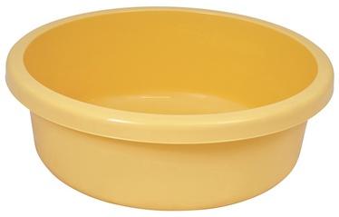 Kauss 9L 36cm  ümar kollane