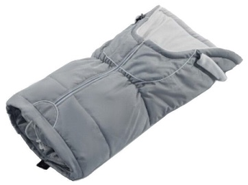 TAKO Sleeping Bag With Lambskin Silver