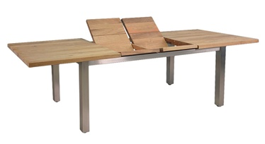 Home4you Nautica Extending Garden Table 200/250/300cm Teak