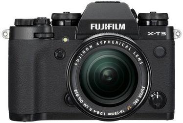Fujifilm X-T3 + XF 18-55mm 2.8-4 R LM OIS Black