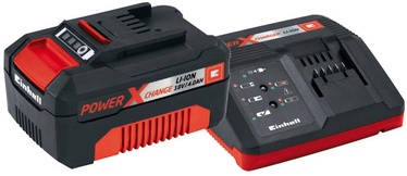 Einhell Power X-Change Battery + Charger 4512042