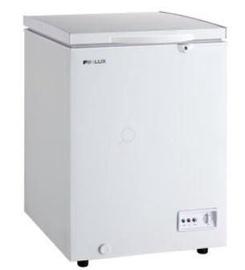 Морозильник Finlux FR-CF100DA+W