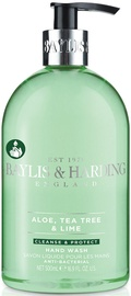 Baylis & Harding Signature Hand Wash 500ml Aloe/Tea Tree/Lime