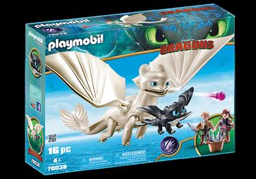 Konstruktor Playmobil Dragons 70038