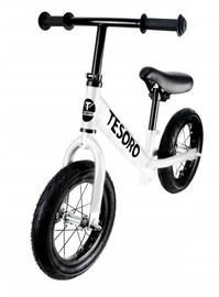 Tesoro PL-12 Balance Bike White Matt