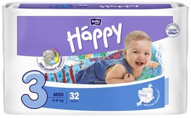 Mähkmed Bella Baby Happy Midi, 3, 32 tk