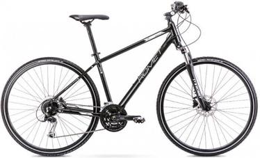 """Jalgratas Romet Orkan 6M 2128310, valge/must, 18"""", 28"""""""