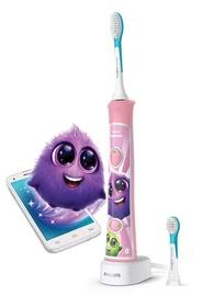Электрическая зубная щетка Philips Sonicare HX6352/42, розовый