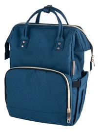 Canpol Babies Mum Backpack With Clip Blue 50/104