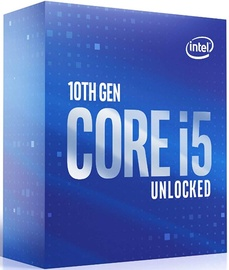 Процессор Intel® Core™ i5-10600K 4.1GHz 12MB BX8070110600K