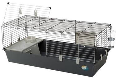 Ferplast Rabbit Cage 120 Black