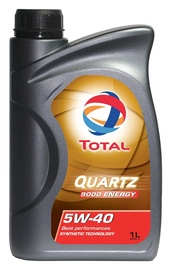 Mootoriõli Total Quartz 9000 5w40, 1 l