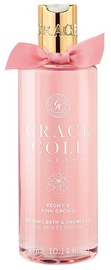 Grace Cole Soothing Bath & Shower Gel 300ml Peony & Pink Orchid