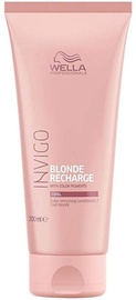 Кондиционер для волос Wella Invigo Blonde Recharge Refreshing Conditioner, 200 мл