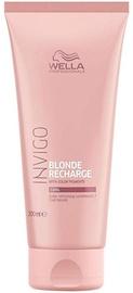 Juuksepalsam Wella Invigo Blonde Recharge Refreshing Conditioner, 200 ml