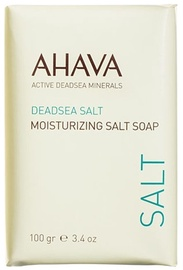 AHAVA Deadsea Salt Moisturizing Salt Soap 100g