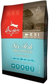 Orijen Six Fish Cat Food 340g