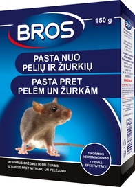 Bros Paste Against Rats/Mice 150g