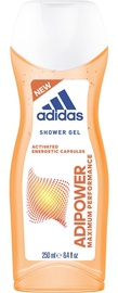 Гель для душа Adidas Adipower Women, 250 мл