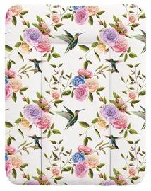 Ceba Baby Soft Changing Mat 50x70cm Flora & Fauna Floral