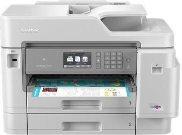 Многофункциональный принтер Brother MFC-J5945DW, струйный, цветной