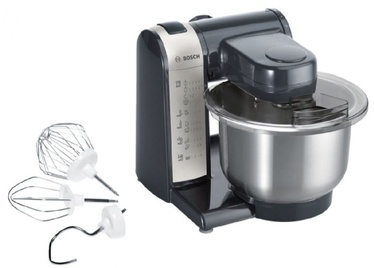 Köögikombain Bosch MUM48SL Black/Silver