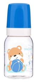 Canpol Babies Sweet Fun Feeding Bottle 120ml Blue