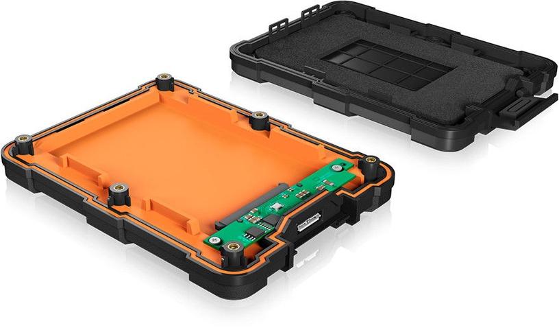 "ICY BOX External Enclosure 2.5"" SATA HDD/SSD USB 3.0 IB-279U3"