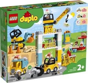 Konstruktor lego duplo town 10933