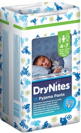 Huggies Dry Nites Boys 10