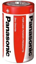 Panasonic Zinc Carbon D 2pcs