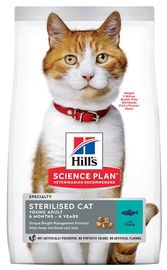 Hill's Science Plan Sterilised Cat Young Adult Food w/ Tuna 300g